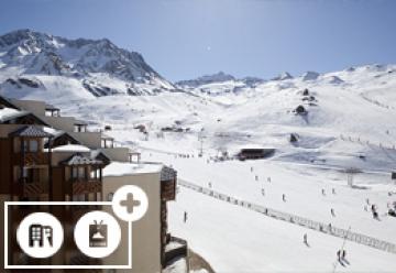 סקי בואל טורנס, צרפת
